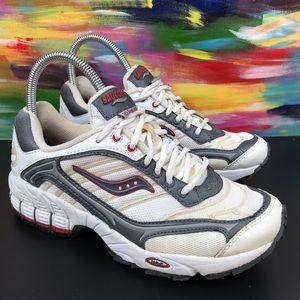 Saucony 3D Grid Web Sneakers